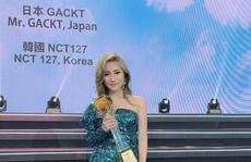 Clip: Orange thắng giải 'Siêu sao mới châu Á' tại Hongkong Asian pop