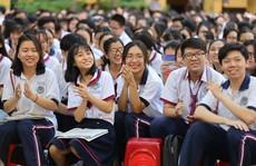 Chương trình 'Đưa trường học đến thí sinh 2019': Giải tỏa nỗi lo nghề nghiệp