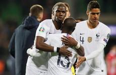 Pháp thắng đậm vòng loại Euro, Argentina thua thảm ngày Messi tái xuất