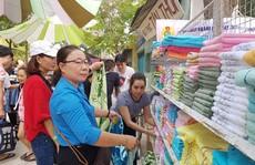 Hơn 2.000 người tham gia Ngày hội nữ công nhân