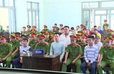 Xử phúc thẩm 13 người gây rối UBND tỉnh Bình Thuận