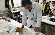 Thanh niên 29 tuổi đứt 'gân Asin' sau trận đá bóng