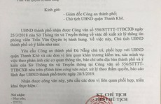 Chủ tịch Đà Nẵng yêu cầu báo cáo vụ phóng viên Báo Người Lao Động bị hành hung