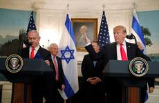 Ông Donald Trump 'chọc' các nước Ả Rập giận tím mặt