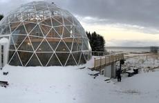 Căn nhà giúp gia chủ thảnh thơi tận hưởng cuộc sống ở Bắc Cực