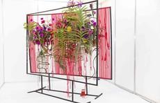 14 nghệ nhân 'chiến đấu' bằng hoa
