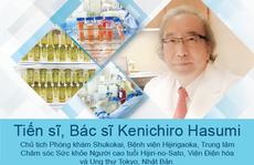 Hội thảo 'Cập nhật liệu pháp phòng ngừa và điều trị ung thư bằng vaccine hệ miễn dịch HITV'