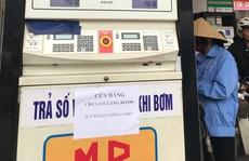 Đại lý xăng dầu 'trần tình' tạm ngừng bán xăng RON 95 là do... hỏng xe bồn