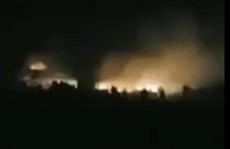 Bị Israel trút mưa tên lửa, Syria vội kích hoạt lá chắn