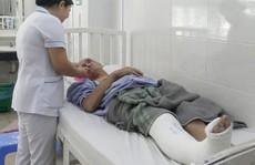 Không người thân, một bệnh nhân cần được giúp đỡ
