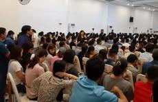 Vụ hàng ngàn người dân đòi sổ đỏ: Đề nghị giữ nguyên phê duyệt quy hoạch 1:500