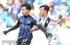 Công Phượng chơi tốt nhưng Incheon vẫn thua