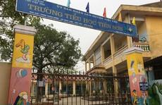 Cơ quan công an đang lấy lời khai thầy giáo bị tố dâm ô với học sinh