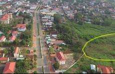 Nguyên bí thư huyện chấp nhận giao đất trước ngày cưỡng chế
