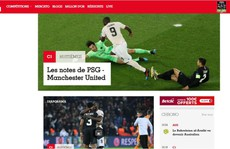 Tạp chí France Football: Trận thua của PSG là thảm họa khủng khiếp!