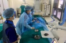 Triệt khối u gan đến 6 cm không cần phẫu thuật