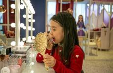 Son môi trong trường mẫu giáo ở Hàn Quốc