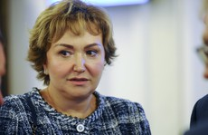 """""""Sếp"""" nữ hãng hàng không Nga chết vì tai nạn máy bay"""
