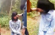 Hé lộ nguyên nhân nữ sinh lớp 7 bị nhóm bạn nữ bắt quỳ, tát liên tiếp vào mặt