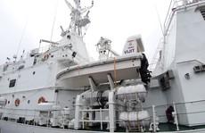Tàu Lực lượng Bảo vệ bờ biển Ấn Độ thăm chính thức Đà Nẵng