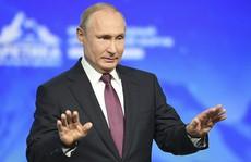 Tổng thống Putin mỉa mai cuộc điều tra Nga can thiệp bầu cử Mỹ