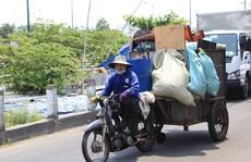 'Khai tử' xe thu gom rác