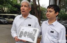 Anh hùng 'Tuấn mã Trường Sơn' tới viếng Trung tướng Đồng Sỹ Nguyên