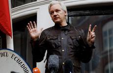 Nhà sáng lập Wikileaks la hét khi bị khiêng ra khỏi Đại sứ quán Ecuador