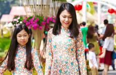 Diễn viên Đinh Y Nhung: 'Không ép con gái theo nghề!'