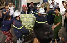Người duy nhất sống sót trong vụ cháy 8 người tử vong và mất tích kể lại thời khắc kinh hoàng
