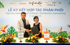 Phú Hoàng Land hợp tác với Keppel Land phân phối dự án The Infiniti