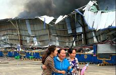 Cháy kho hàng 'khủng' ở  KCN Sóng Thần: 4 doanh nghiệp thiệt hại nặng
