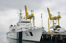 Tàu hải quân Ấn Độ thăm cảng Cam Ranh, diễn tập cùng Hải quân Việt Nam