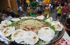 Độc đáo liên hoan ẩm thực quốc tế 'Thách thức Cao Lầu' tại Hội An