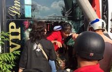 Đồng Nai: Lật xe giường nằm, 40 hành khách gào thét kêu cứu