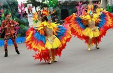 Mãn nhãn lễ hội Carnival đường phố lần đầu tiên xuất hiện tại Sầm Sơn