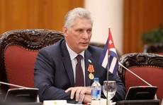 Chủ tịch Cuba kêu gọi củng cố kinh tế và quốc phòng đối phó Mỹ