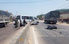 Tai nạn liên hoàn trên QL1, một người tử vong