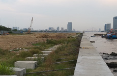Sở Xây dựng Đà Nẵng lên tiếng về dự án Marina Complex trên sông Hàn