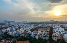 Giá nhà liền thổ TP HCM tăng gần 35%