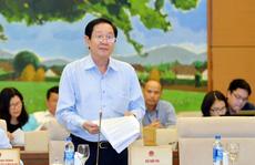Tranh luận về đề xuất giảm đại biểu hội đồng nhân dân