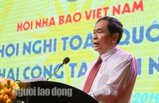 Ông Trần Thanh Mẫn: 'Một số báo đưa tin giật gân, câu khách'
