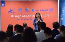 AkzoNobel đồng tổ chức chương trình Orange ASEAN Factory