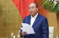 Họp Chính phủ, Thủ tướng nhắc vụ chùa Ba Vàng, bạo hành nữ sinh lớp 9