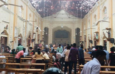 Sri Lanka: Nhà thờ và khách sạn bị đánh bom, ít nhất 138 người chết