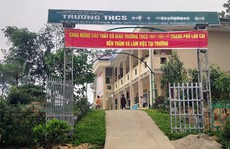 Bộ GD-ĐT vào cuộc vụ thầy giáo bị 'tố' làm cho nữ sinh lớp 8 mang thai