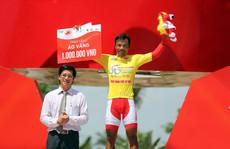 Giải xe đạp Cúp Truyền hình TP HCM: Nguyễn Trường Tài 'xé' áo vàng