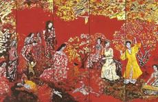 Yêu cầu kiểm tra việc hư hỏng bức tranh 'Vườn xuân Trung Nam Bắc'