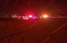 Máy bay lộn ngược đâm xuống đất, phi công tử vong