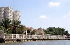 [ĐIỀU TRA] Rắp tâm lấn chiếm bờ sông Sài Gòn: UBND TP HCM chỉ đạo gấp rút rà soát